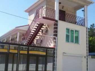 У Андрея частный сектор в Джемете