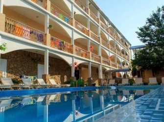 Ностальжи гостиница в Джемете