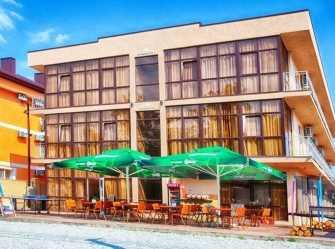 Александра гостиница в Джемете