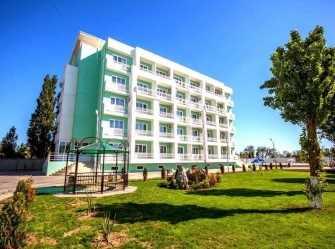 Лазурный Берег парк-отель в Джемете - Фото 2