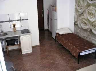 1-комнатная квартира-студия Пионерский проспект 104/в в Джемете
