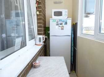 Квартира-студия Пионерский проспект 104/г в Джемете