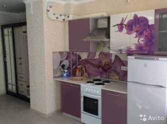 Квартира-студия Верхняя дорога 151 корп 2 в Джемете