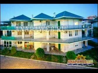 2х-комнатная квартира Межсанаторный проезд 29 в Джемете