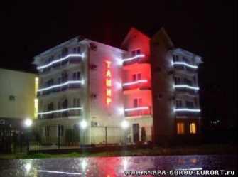 Ташир гостевой дом в Джемете