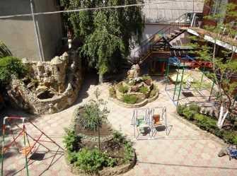 На Виноградной гостевой дом в Джемете