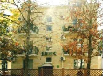 Янис гостевой дом в Джемете