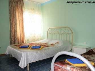 Гостевой дом Морская 15 в Джемете