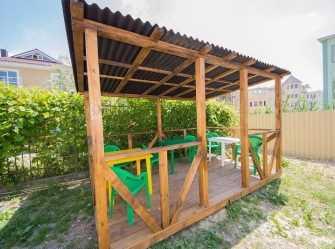 Диана гостевой дом в Джемете