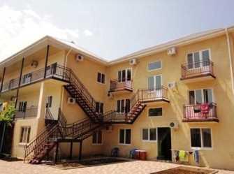 Родничок гостевой дом в Джемете