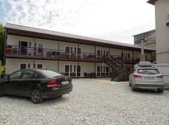 Levanto (Леванто) гостевой дом в Джемете
