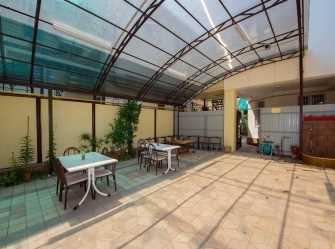 У Любаши гостевой дом в Джемете