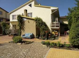 Солнечный гостевой дом в Сукко
