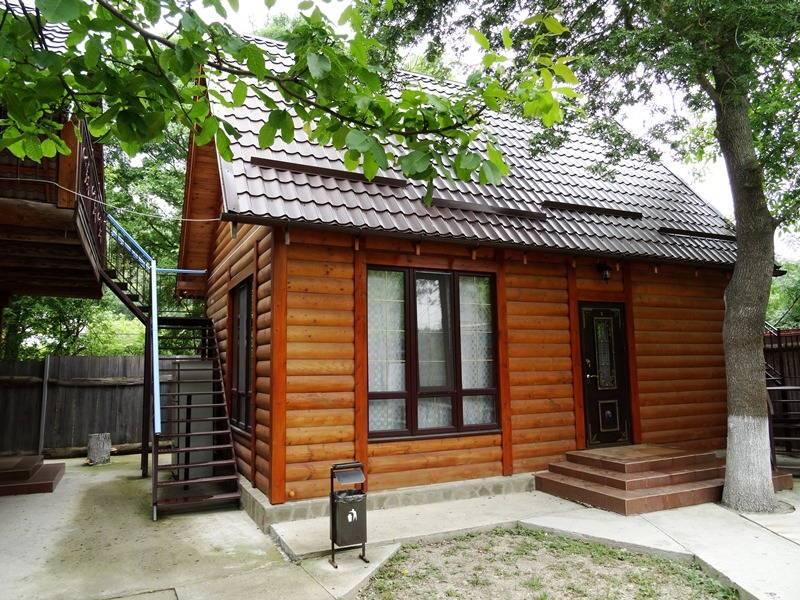 Sruboff (Срубов) мини-гостиница в п. Пионерный (Сукко)