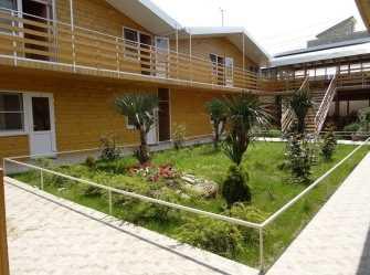 Азалия гостевой дом в Сукко