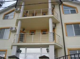 Уютный дворик гостевой дом в Сукко