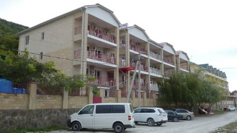 Парус гостевой дом в Сукко