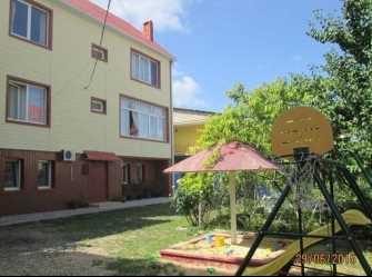 Аэлита гостевой дом в Сукко