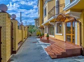 Ласковый берег гостиница в Сукко - Фото 3