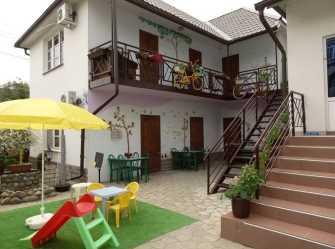 Greens гостевой дом в Благовещенской