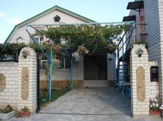 У Михалыча гостевой дом в Благовещенской