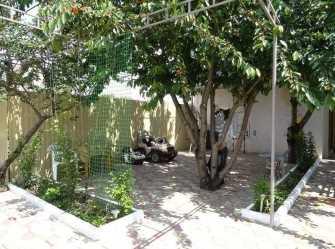 Солнечный гостевой дом в Благовещенской