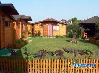 Деревянные Домики гостевой дом в Благовещенской - Фото 3