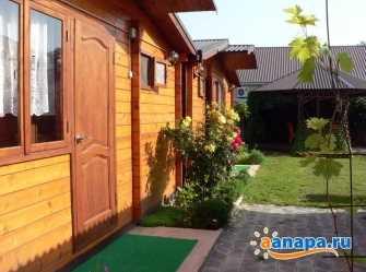 Деревянные Домики гостевой дом в Благовещенской - Фото 4