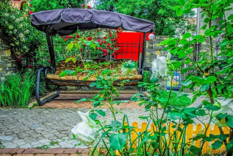 Мини-гостиница Лазурная 5 в Геленджике