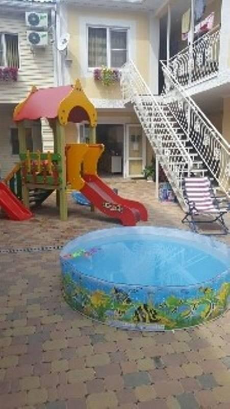 Консуэлла мини-гостиница в Геленджике