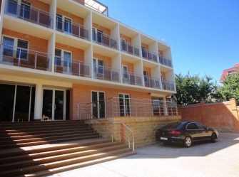 Африка гостиница в Геленджике