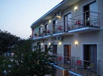 Монако гостиница в Геленджике - Фото 4