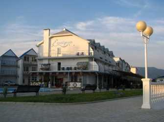 Екатерина гостиница в Геленджике - Фото 4