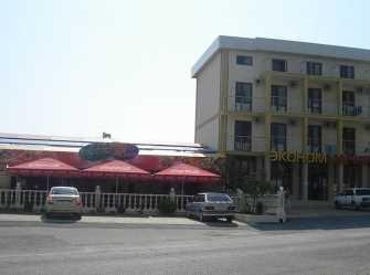 Ретро гостиница в Геленджике