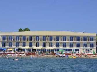 Тихая Гавань гостиница в Геленджике