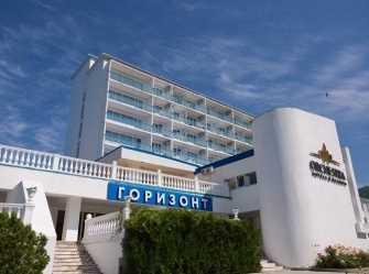 Orchestra Horizont Gelendzhik Resort (Оркестра Горизонт) отель в Геленджике