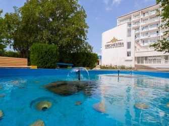 Orchestra Horizont Gelendzhik Resort (Оркестра Горизонт) отель в Геленджике - Фото 4