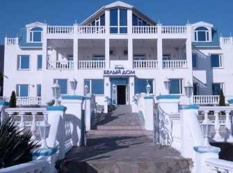 Белый дом отель в Геленджике - Фото 2