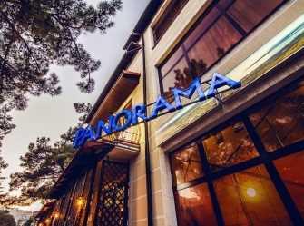 PANORAMA (Панорама) отель в Геленджике