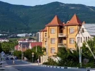 Пафос отель в Геленджике