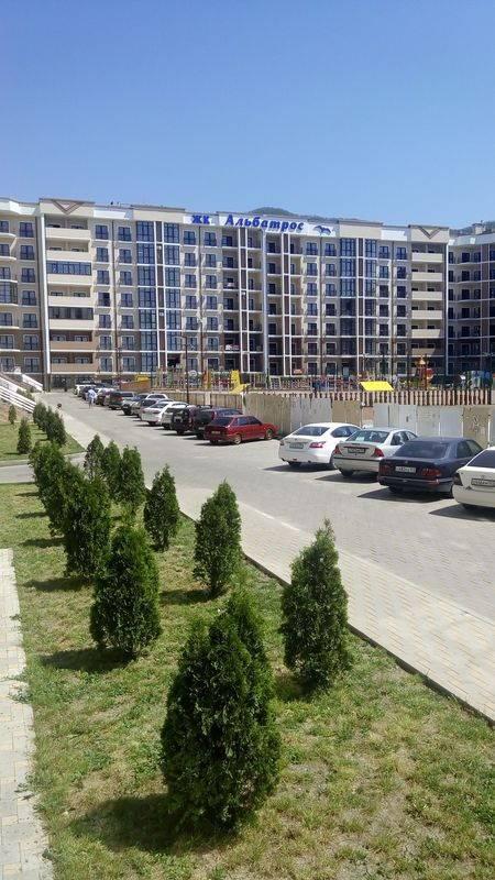 1-комнатная квартира Одесская 3/а в Геленджике