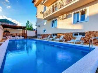 Bella Vista  гостевой дом в  Голубой бухте