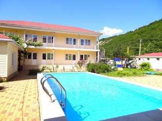 AquaVista гостевой дом в Голубой Бухте