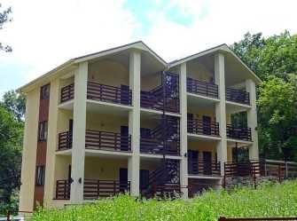 Альциона гостевой дом в Голубой Бухте