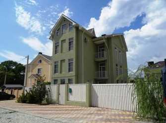 Гостевой дом Фруктовая 1 в Голубой Бухте