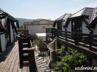 Sadorini гостевой дом в Кабардинке - Фото 3