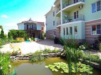 Валентина гостевой дом в Кабардинке