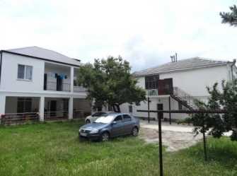Белый дом гостевой дом в Кабардинке