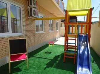 Янтарный гостевой дом в Кабардинке - Фото 3
