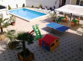 Солнечный Рай мини-гостиница в Кабардинке